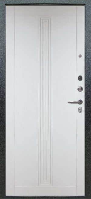 Вертикаль Роял Вуд Белый